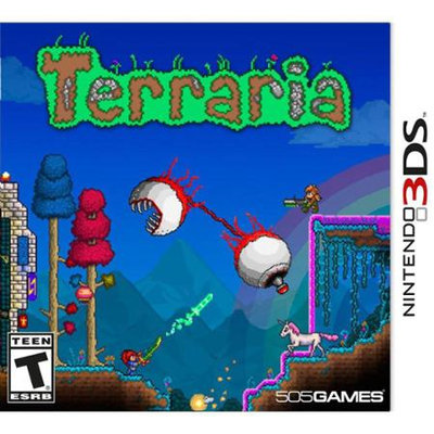 505 Games Nintendo 3DS - Terraria