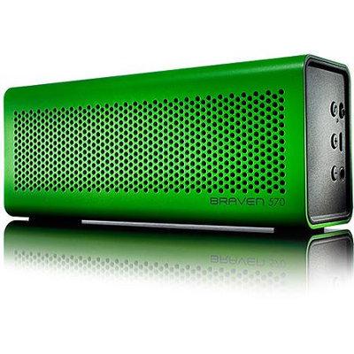 Braven 570 Portable Wireless Speaker Green