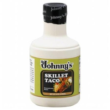 Johnny's Fine Foods JOHNNYS FINE FO 69496 JOHNNYS FINE FOODS SAUCE TACO CONCENTRT - Pack of 6 - 8 OZ