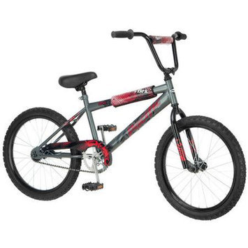 Pacific Cycle Flex Bicycle (Grey)