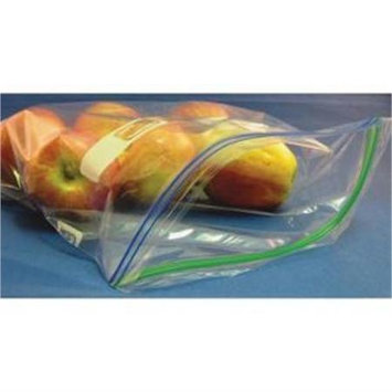 Heritage Bag Heritage Reclosable Food/utility Zipper Bags - 2 gal - 13 X 15.60 - 1.75 Mil [44 Micron] Thickness - Low Density - Resin - 100/carton - Clear (j1315wc)