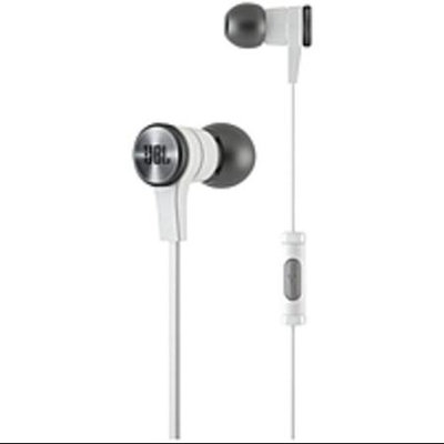 JBL SYNCHROS E10 In-Ear Headphones - White