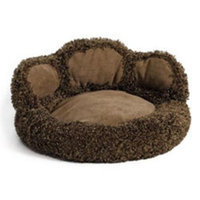 Midwest Metal Products Co. Midwest Quiet Time Boutique Paw Pet Bed