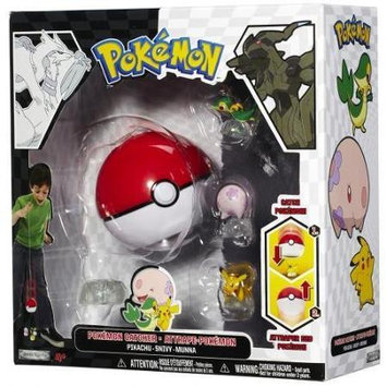 Justin Products Inc. Pokemon CATCHERS - PIKACHU, SNIVY, MUNNA