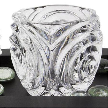 DecorFreak Clear Glass Votive