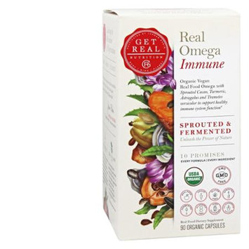 Get Real Nutrition Real Omega Immune