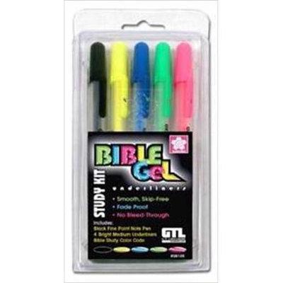 G T Luscombe Co 04105X Highlighter Gel Study Kit