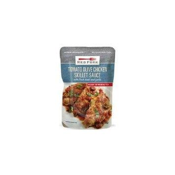 Red Fork Skillet Sauce Tomato Olive Chicken 8 oz