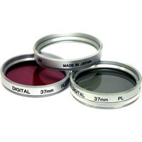 Crystal Optics 46mm 3 Piece Filter Kit