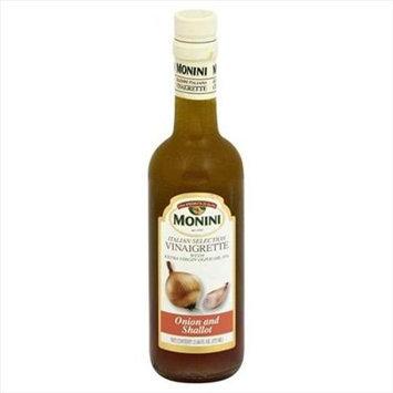 Monini 12.68 oz. Onion & Shallot Vinaigrette Case Of 6