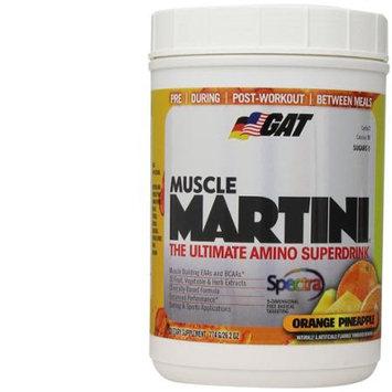 GAT Muscle Martini Orange Pineapple 62 Servings