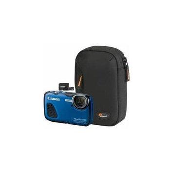 Current's Tackle Canon 9337B001-3-Kit - Powershot D30 (9337B001), Case (Lp36322-0Ww) .