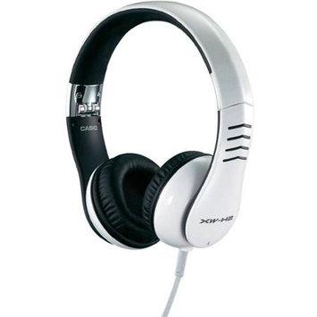Casio - XW-H1 - Over Ear Headphones, White