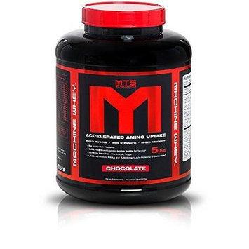 MTS Nutrition - Machine Whey Chocolate - 5 lbs.