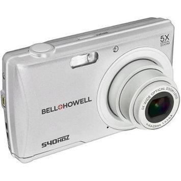 Bell & Howell S40HDZ-S Bell+howell S40hdz-s 16.0 Megapixel S40hdz Slim Hd Digital Camera [silver]