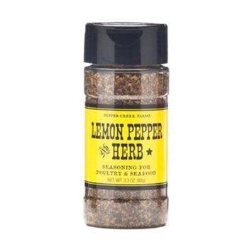 Pepper Creek Farms 81B Lemon Pepper & Herbs - Pack of 12