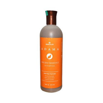Zion Health Adama Minerals Anti Frizz Shampoo - 16 fl oz