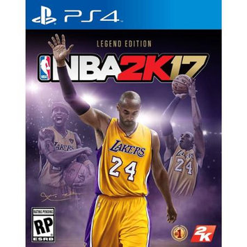Take 2 NBA 2K17 Legend Edition Playstation 4 [PS4]