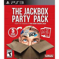 Telltale Games The Jackbox Party Pack - Playstation 3
