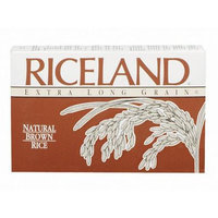 Riceland: Extra Long Grain Natural Brown Rice, 16 Oz