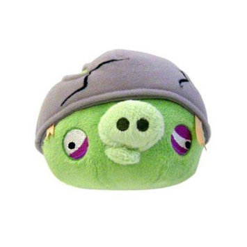 Commonwealth Angry Birds Helmet Pig 16-Inch Plush with Sound