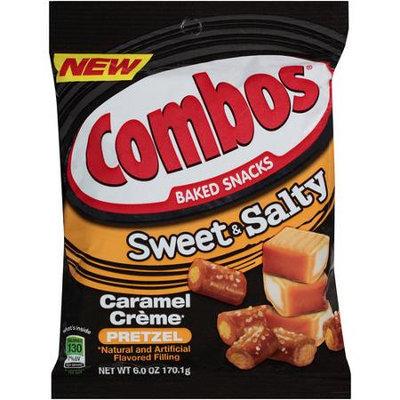 COMBOS® Sweet & Salty Caramel Crème Pretzel