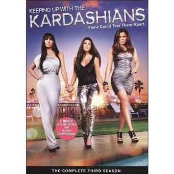 Lions Gate Entertainment Lions Gate Keeping Up With The Kardashians Season 3 [dvd] [ws/eng/2.0 Dol Dig/2discs]