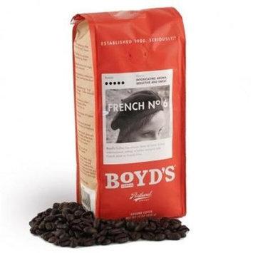 Boyds Coffee BPC1059875 French No. 6 6 x 12 Ct