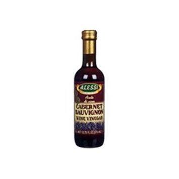 Alessi Cabernet Sauvignon Wine Vinegar 12.75 Oz -Pack of 6