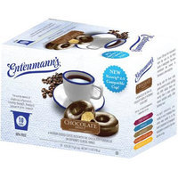 Entenmann's Coffee K-Cup Singles Chocolate Donut