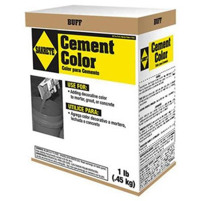 Sakrete 1-lb Cement Mix Color NA