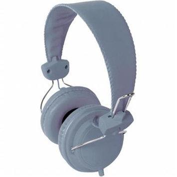 Hamilton Buhl FV-GRY Hamilton TRRS Headset with In-Lin Mic - Gray