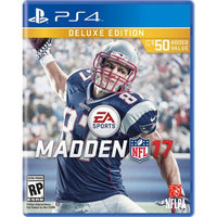 Ea Madden NFL 17 Playstation 4 [PS4] (Deluxe Edition)