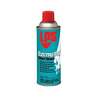 LPS Electrical Contact and Parts Cleaners 00916 11 Oz. Electro 140deg.