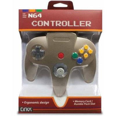 Hyperkin Cirka N64 Controller Gold - Retail