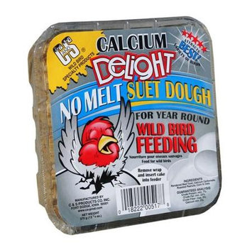 C & S Products Co Inc C & S Products Calcium Delight Suet