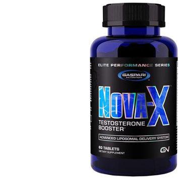 Gaspari Nutrition Nova-X Testosterone Booster 60 Count