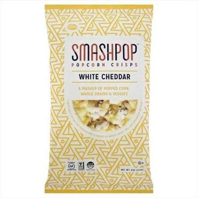 Snikiddy Snacks POPCORN CRISPS, WHT CHEDDR, (Pack of 12)