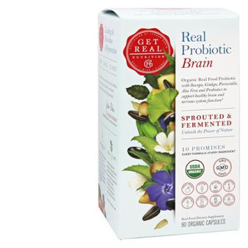 Get Real Nutrition Real Probiotic Brain