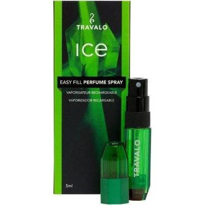 Reaction Retail ALC009 Travalo ICE Refillable Perfumes Atomizer Spray Green