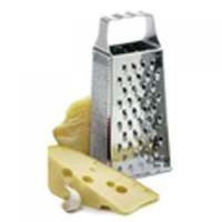 Roscan Stainless Steel Conical 7 Inch Grater
