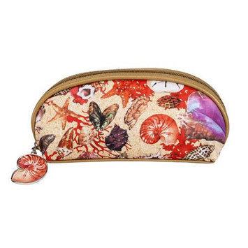 Sydney Love Seashell Mini Cosmetic/Sunglass Case