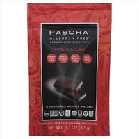 Pasha De Cartier Pascha 3.7 oz. 70 Percent Mini Chocolate Bars - Case Of 8