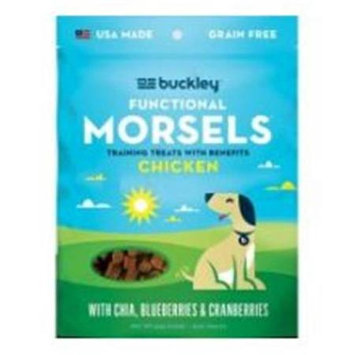 Buckley MORSELS, FUNCTNL CHICKEN, (Pack of 8)