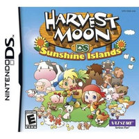 Harvest Moon: Sunshine Islands Nintendo DS Game Natsume