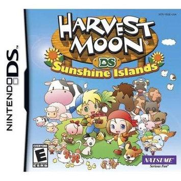Harvest Moon: Sunshine Islands Nintendo DS Game Natsume