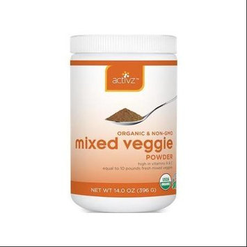 Activz - Organic Mixed Veggie Powder - 14 oz.