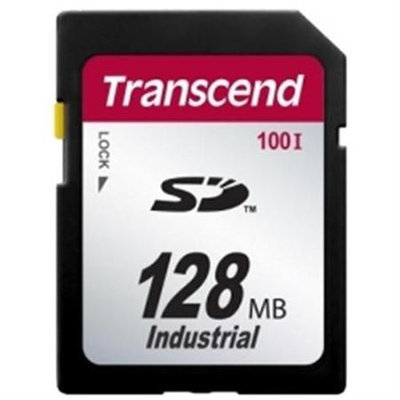 Transcend 128MB Secure Digital (SD) Card