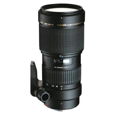 Tamron SP AF 70-200mm f/2.8 Di LD (IF) Macro Lens (A001) - Canon Mount