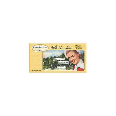 Praim LLC AT00210 ANNE TAINROR - YOU SAW MOMMY CHOCOLATE - Pack of 10
